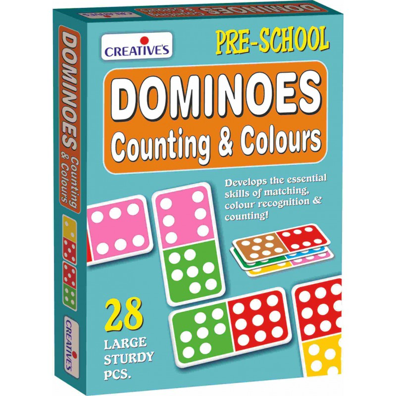 Dominoes - Counting & Colours