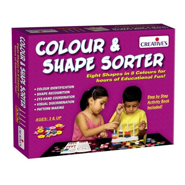 Colour & Shapes Sorter