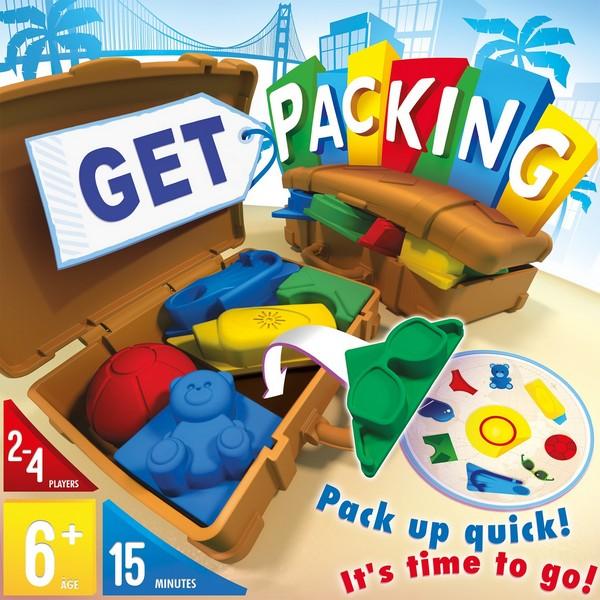 บอร์ดเกม Get Packing (TH)
