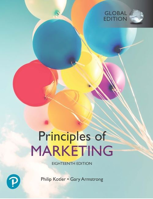 PRINCIPLES OF MARKETING (HC)