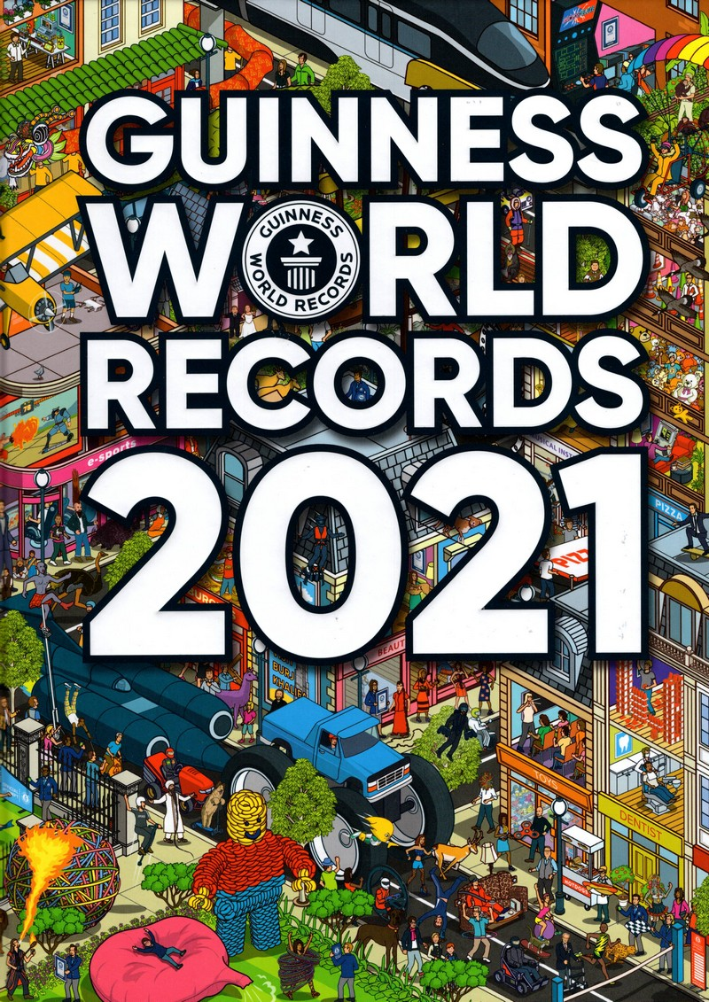 GUINNESS WORLD RECORDS 2021 (HC)