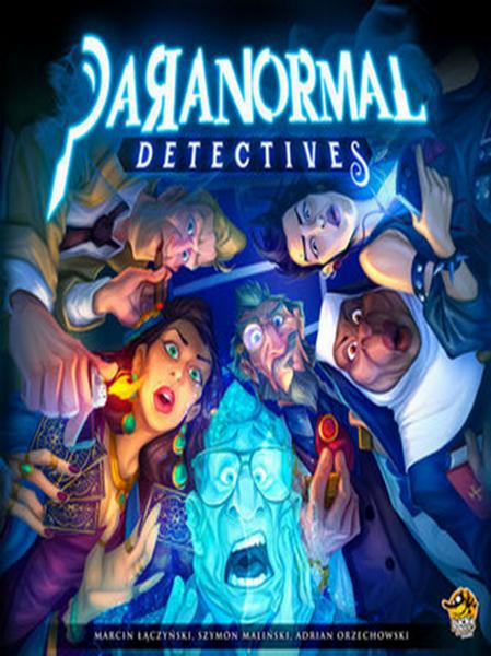 เกม นักสืบวิญญาน Paranormal Detectives