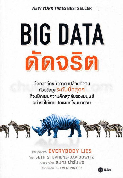 BIG DATA ดัดจริต (EVERYBODY LIES)