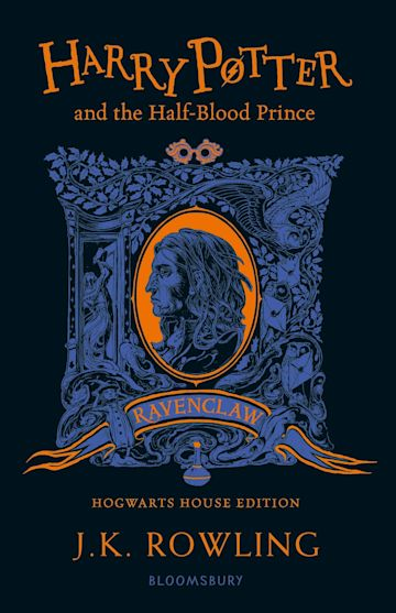 HARRY POTTER AND THE HALF-BLOOD PRINCE (RAVENCLAW EDITION)