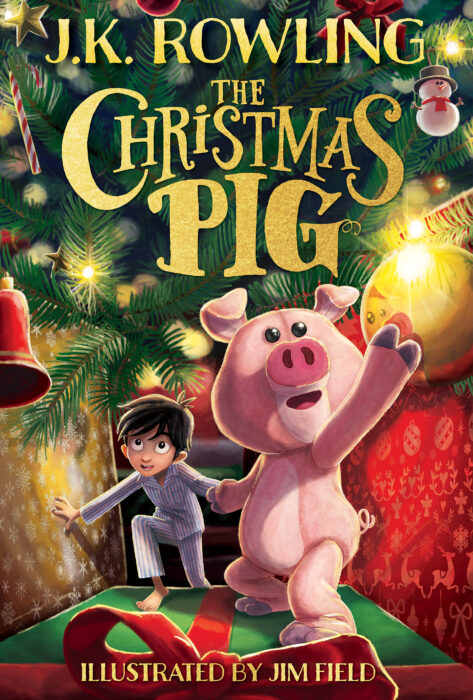 THE CHRISTMAS PIG (HC)