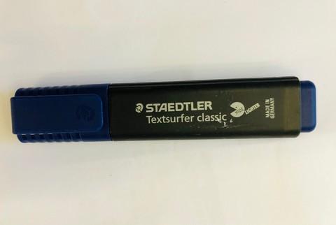 ปากกาสะท้อนแสง สีดำ #364-C-9