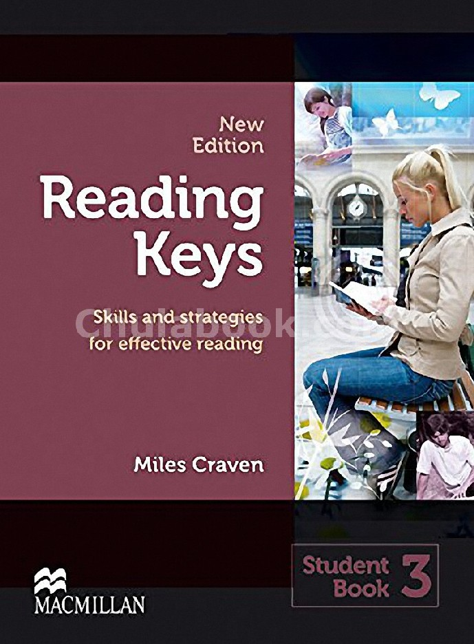 READING KEYS 3: SKILLS AND STRATEGIES FOR EFFECTIVE READING (STUDENT BOOK)