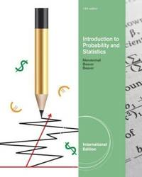 INTRODUCTION TO PROBABILITY AND STATISTICS (AISE)