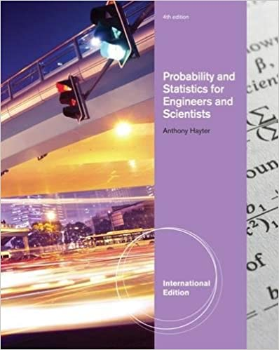 PROBABILITY AND STATISTICS FOR ENGINEERS AND SCIENTISTS (ISE)