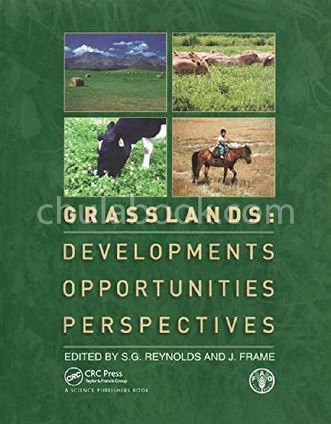 GRASSLANDS: DEVELOPMENTS, OPPORTUNITIES, PERSPECTIVES (HC)