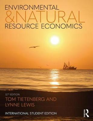 ENVIRONMENTAL AND NATURAL RESOURCE ECONOMICS (ISE)
