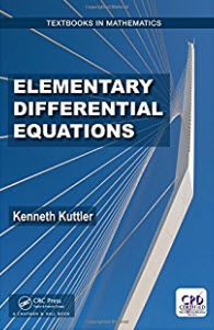 ELEMENTARY DIFFERENTIAL EQUATIONS (HC)