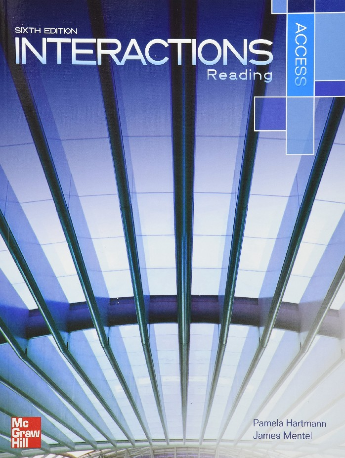 INTERACTIONS ACCESS: READING (STUDENT BOOK WITH AUDIO CD) (1 BK./1 CD-ROM)