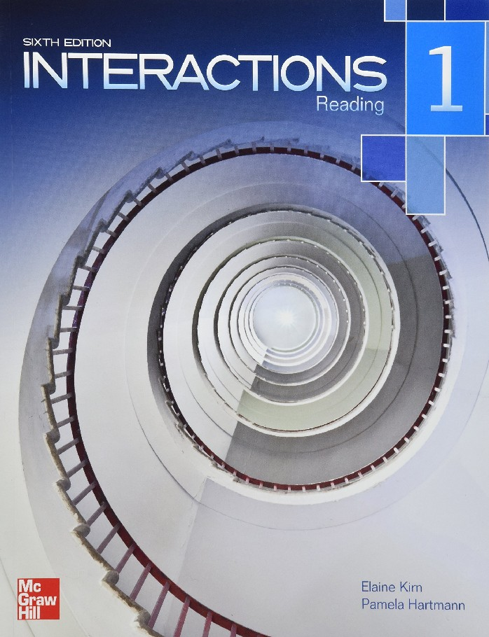 INTERACTIONS 1: READING (STUDENT BOOK WITH AUDIO CD) (1 BK./1 CD-ROM)