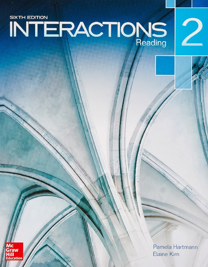 INTERACTIONS 2: READING (STUDENT BOOK WITH AUDIO CD) (1 BK./1 CD-ROM)
