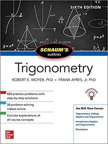 SCHAUMS OUTLINE OF TRIGONOMETRY
