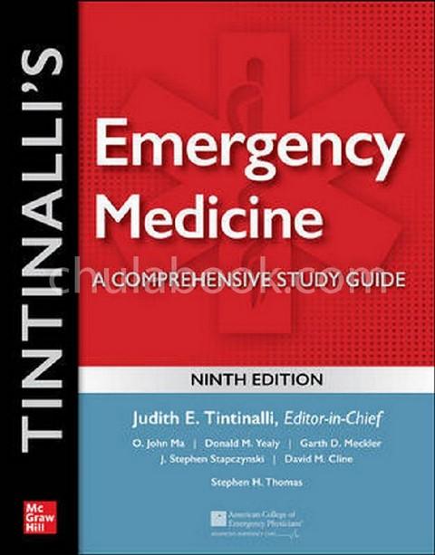 TINTINALLI'S EMERGENCY MEDICINE: A COMPREHENSIVE STUDY GUIDE (HC)