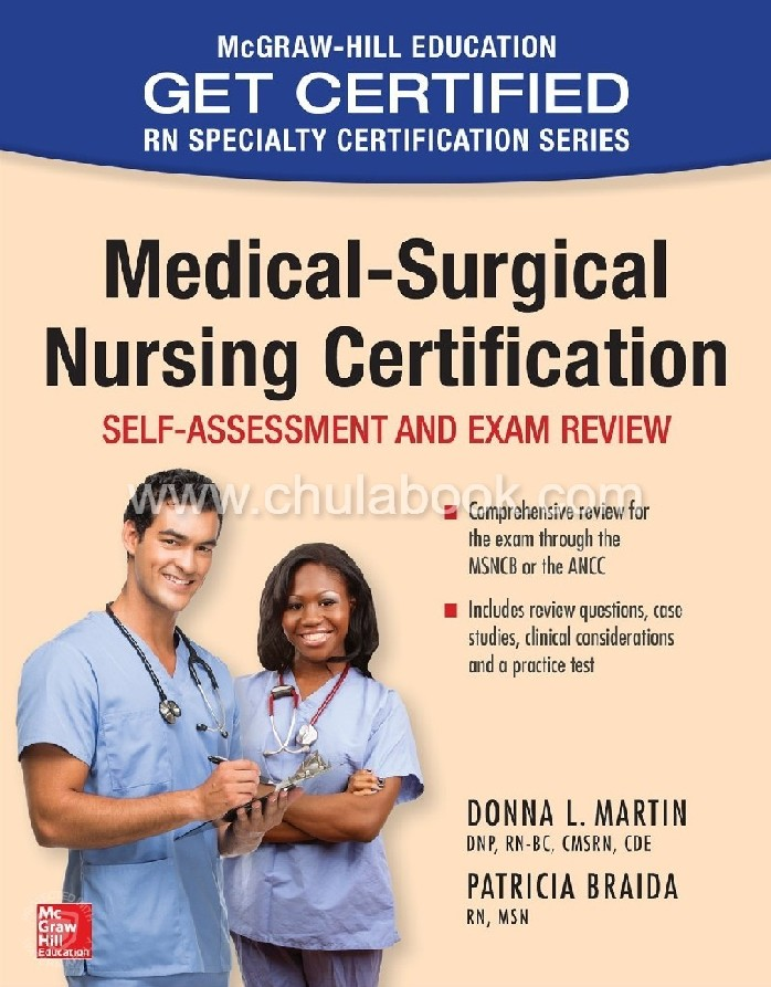 MEDICAL-SURGICAL NURSING CERTIFICATION