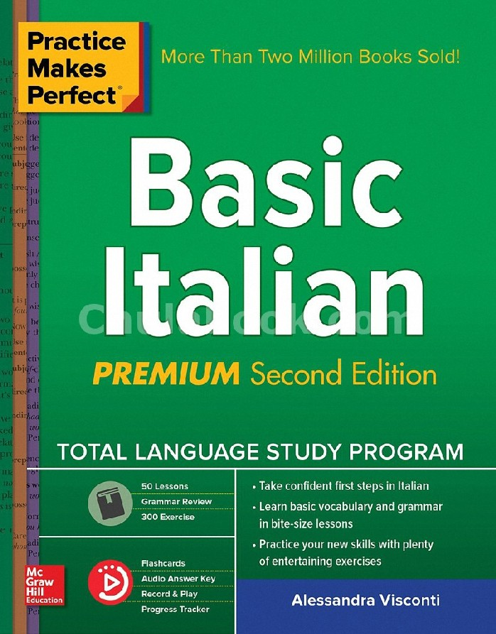PRACTICE MAKES PERFECT: BASIC ITALIAN