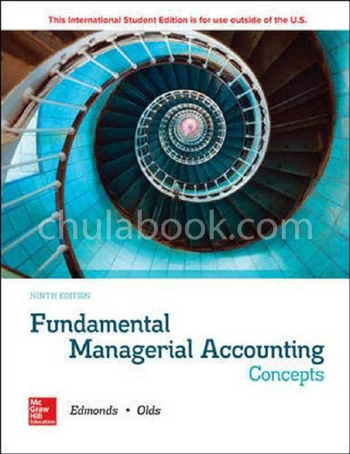 FUNDAMENTAL MANAGERIAL ACCOUNTING: CONCEPTS (ISE)