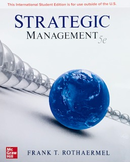 STRATEGIC MANAGEMENT: CONCEPTS