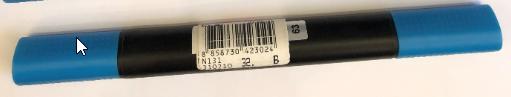 ปากกา Marker 2 หัว No.63 (1x6) #MAPM-25201-63