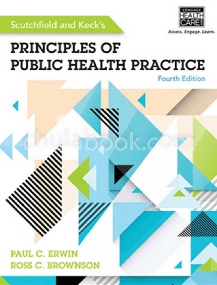 SCUTCHFIELD AND KECK'S PRINCIPLES OF PUBLIC HEALTH PRACTICE (HC)