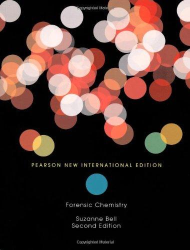 FORENSIC CHEMISTRY (PNIE)