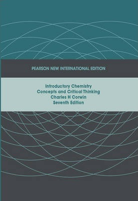 INTRODUCTORY CHEMISTRY: CONCEPTS ANDCONNECTIONS (PNIE)