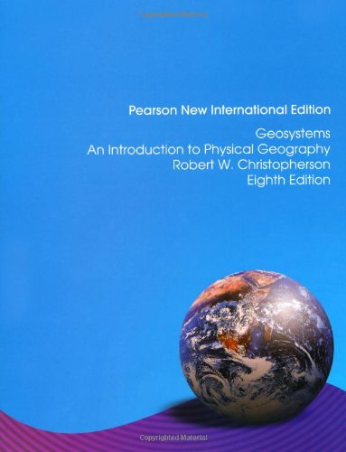 GEOSYSTEMS: AN INTRODUCTION TO PHYSICAL GEOGRAPHY (PNIE)