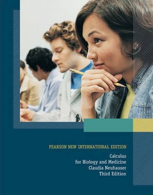 CALCULUS FOR BIOLOGY AND MEDICINE (PNIE)