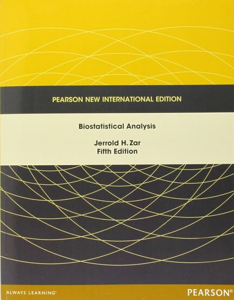 BIOSTATISTICAL ANALYSIS (PNIE)