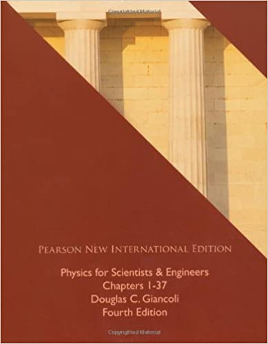 PHYSICS FOR SCIENTISTS AND ENGINEERS (CHAPTER 1-37) (PNIE)