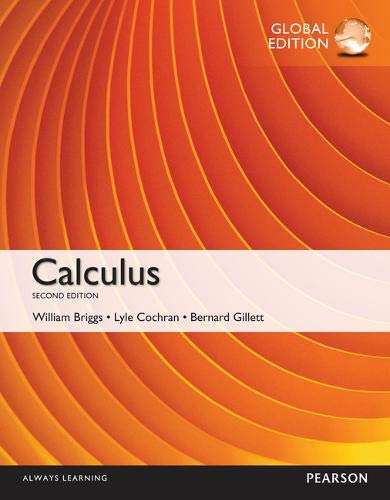 CALCULUS (GLOBAL EDITION)