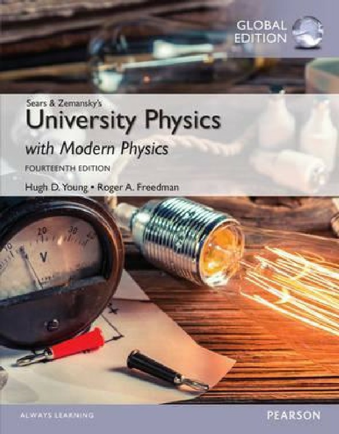 UNIVERSITY PHYSICS: WITH MODERN PHYSICS (GLOBAL EDITION)