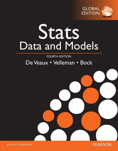STATS: DATA AND MODELS (GLOBAL EDITION)