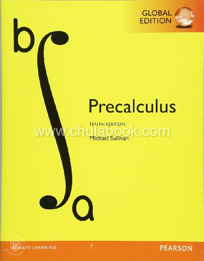 PRECALCULUS (GLOBAL EDITION)