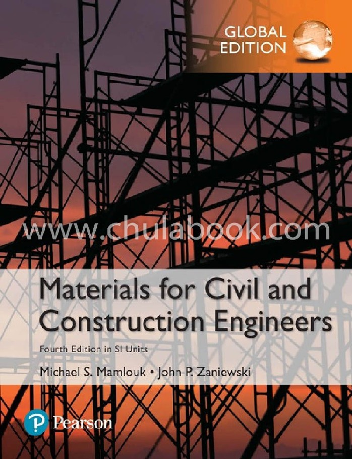 MATERIALS FOR CIVIL AND CONSTRUCTION ENGINEERS IN SI UNITS (GLOBAL EDITION)