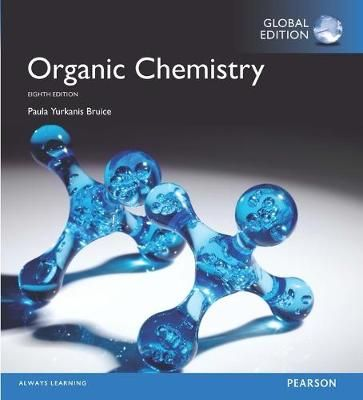 STUDY GUIDE AND SOLUTIONS MANUAL FOR ORGANIC CHEMISTRY (GLOBAL EDITION)