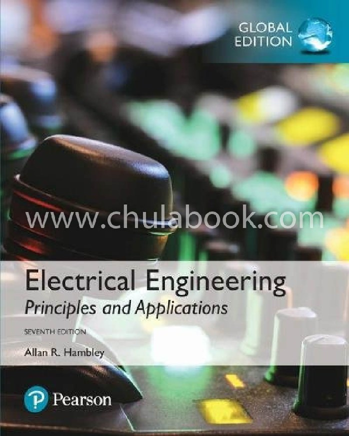 ELECTRICAL ENGINEERING: PRINCIPLES AND APPLICATIONS (GLOBAL EDITION)