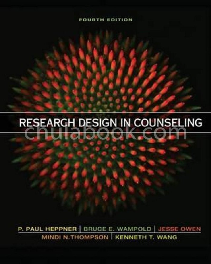 RESEARCH DESIGN IN COUNSELING (HC)