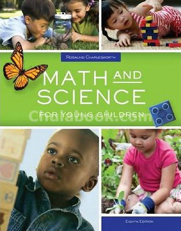 MATH AND SCIENCE FOR YOUNG CHILDREN (ISE)