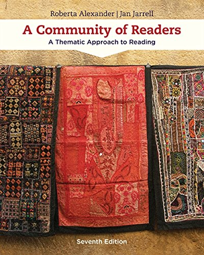 A COMMUNITY OF READERS: A THEMATIC APPROACH TO READING