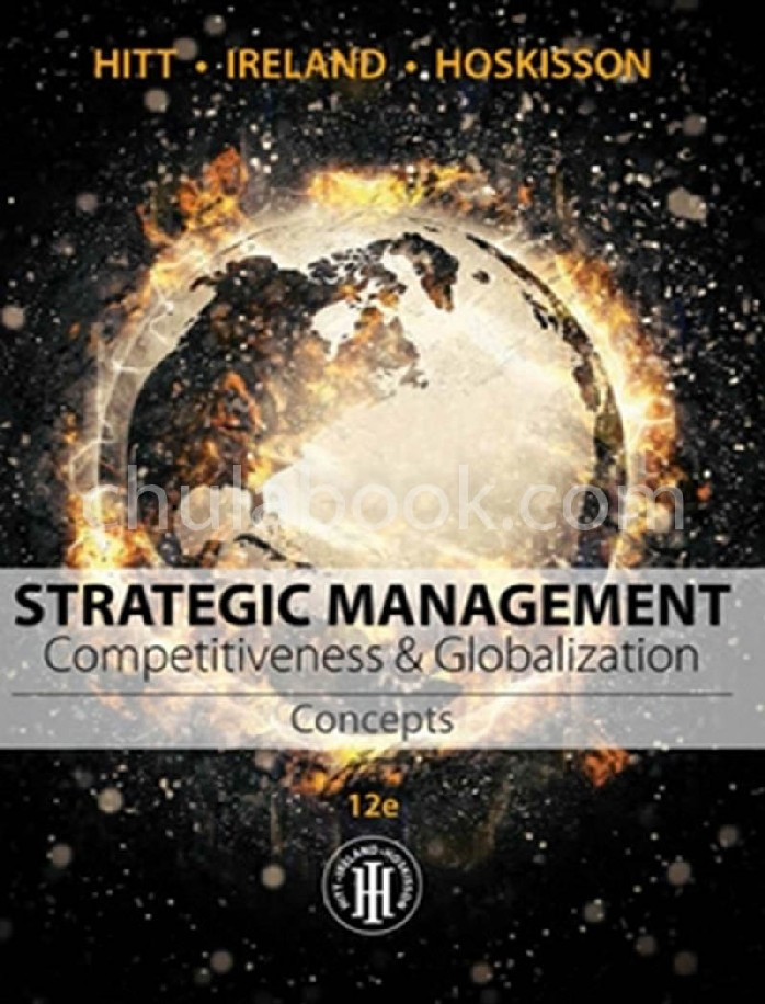 STRATEGIC MANAGEMENT: COMPETITIVENESS AND GLOBALIZATION (CONCEPTS)