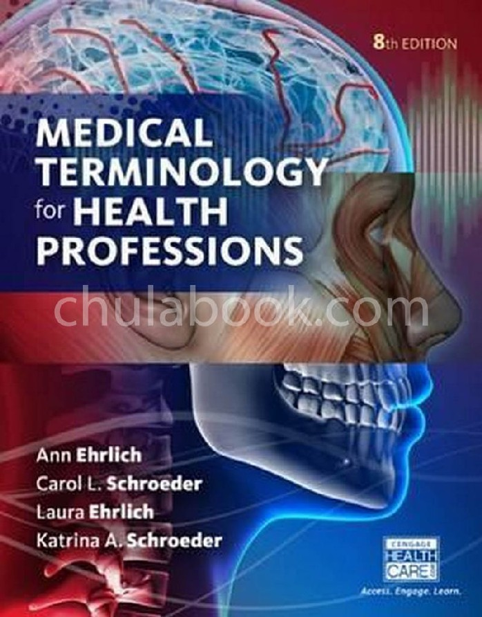 MEDICAL TERMINOLOGY FOR HEALTH PROFESSIONS (SPIRAL-BOUND)