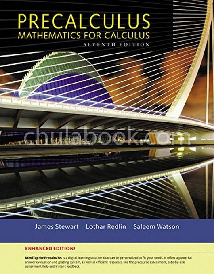 PRECALCULUS, ENHANCED EDITION (WITH MINDTAP MATH, 1 TERM (6 MONTHS) PRINTED ACCESS CARD)