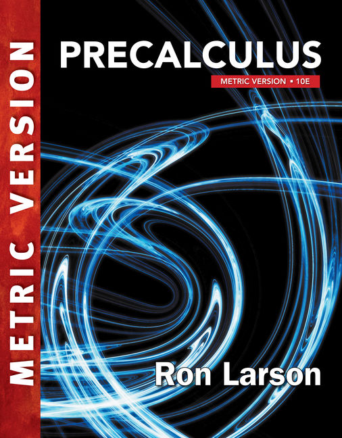 PRECALCULUS (INTERNATIONAL METRIC EDITION)