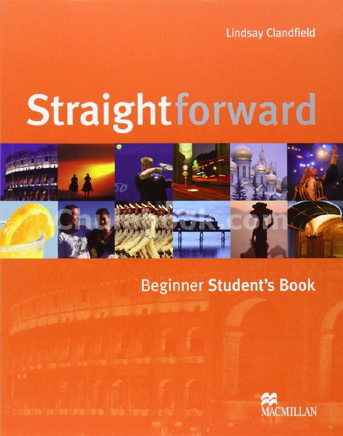 STRAIGHTFORWARD: BEGINNER (STUDENT'S BOOK)