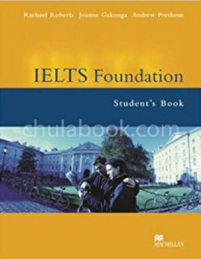 IELTS FOUNDATION: STUDENT'S BOOK **