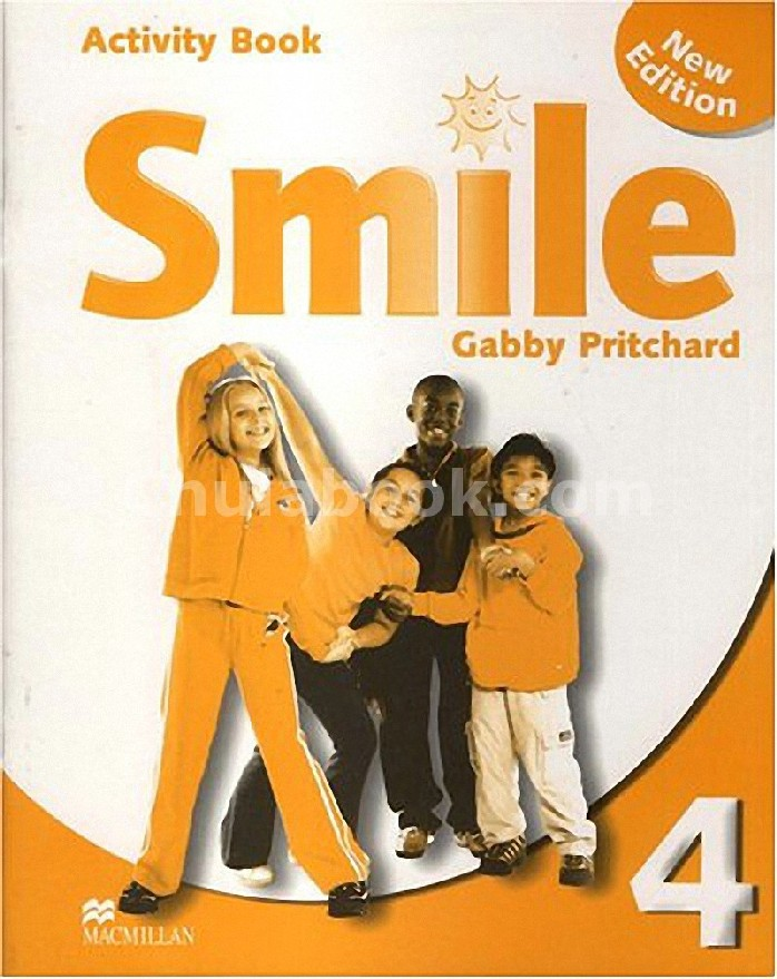 SMILE 4: ACTIVITY BOOK (NEW EDITION)